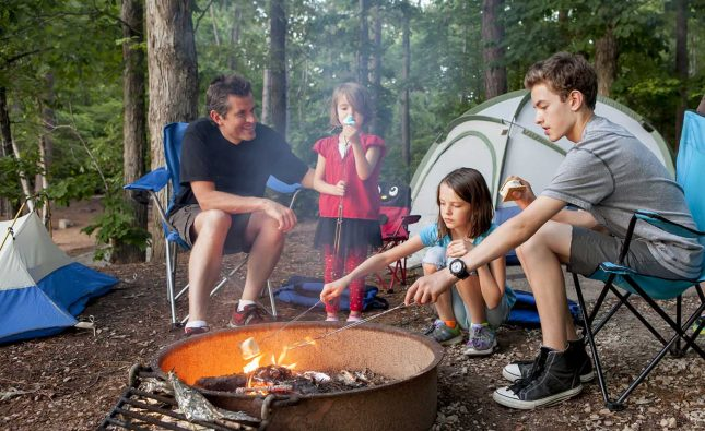 Why You Should Go Camping with Your Kids